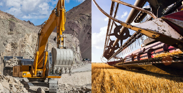 CONSTRUCTION & AGRICULTURE